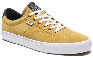 FLACO GOLD SUEDE
